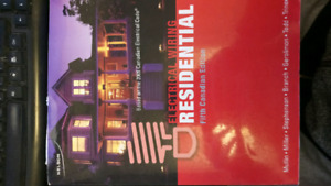 Electrical wiring residential 5th canadian edition