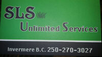 invermere snow plow and sanding ,snow removal