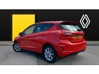 2019 Ford Fiesta 1.1 Zetec 5dr Petrol Hatchback Hatchback Petrol Manual