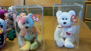 Peluches Teddy Beanies Baby de collection
