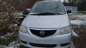 2003 Mazda MPV Looking to sell or trade for suv or hatchbacks