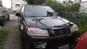 Reduced- 2006 Saturn VUE SUV, Crossover- 6 cylinder