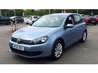 2012 Volkswagen Golf 1.6 TDi 105 Match DSG Automatic Diesel Hatchback