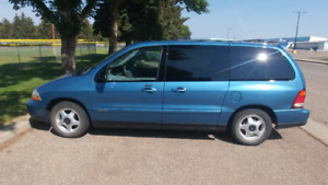 2003 Ford Windstar Sport Van