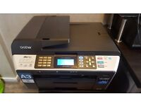 Brother MFC-6490CW wireless A3 printer/scanner/fax/copier