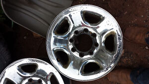 f150 and dodge rims and tires