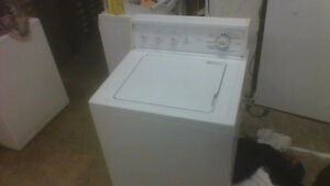 White Kenmore Top Load Washer