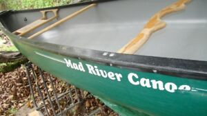 Mad River, Canoe, Revelation model in Royalex