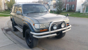 1994 Toyota Land Cruiser vx 4.2 L Turbo Dieasel