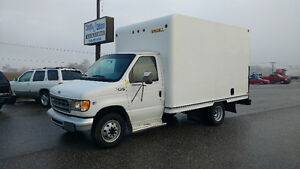 ***SOLD***  2000 Ford E350 7.3L Diesel Cube ***SOLD***