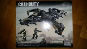 Mega Bloks Call of DUty Wraith Attack 351 PCS