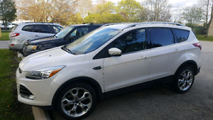 2015 ford escape titanium for sale by owner 43000km