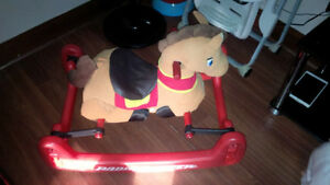Radio Flyer Rocking Horse Kitchener / Waterloo Kitchener Area image 2