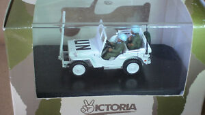 Die Cast Military Vehicles by Victoria