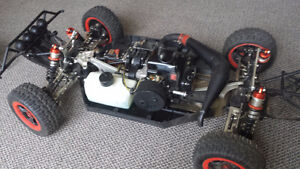 Losi 5-T Clone / Rovan LT-305 1/5th scale Short Course Truck. Stratford Kitchener Area image 4