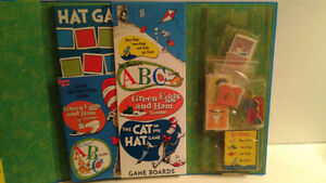 CAT IN THE HAT GAME COLLECTIBLE-$10 Peterborough Peterborough Area image 6