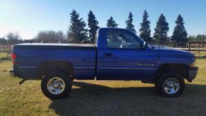 1997 Dodge Ram 1500 Shortbox 4x4
