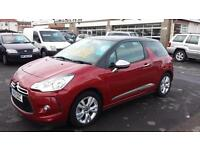 2011 CITROEN DS3 1.6 e HDi Diesel Airdream DStyle From GBP7,195 + Retail Package