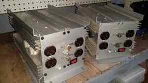 Power inverter STV 500- 24 30 Amp circuit breaker   175.00 each