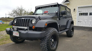 2008 Jeep Wrangler 2 doors Coupe (2 door)