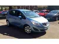 2014 Vauxhall Meriva 1.4T 16V Exclusiv 5dr Automatic Petrol Estate