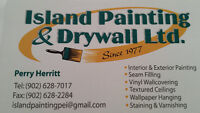 Island Painting and Drywall ltd