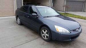 2005 Honda Accord EX-L Sedan Strathcona County Edmonton Area image 7