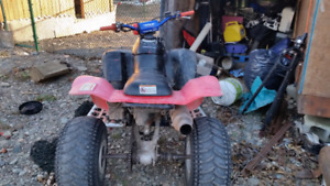 honda 300ex for sale or trade