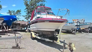1987 Sea Ray Sundancer with aft cabin
