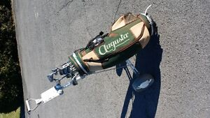 Golf Set with accessories