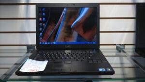 Laptop DELL E6410 14'' cpu Intel i5 2.4 Ghz sur commande