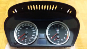 BMW M5 M6 SMG Cluster