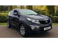 2015 Kia Sportage 1.7 CRDi ISG 2 5dr Manual Diesel Estate