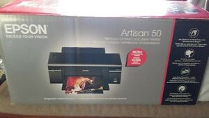 New EPSON Artsian 50 Photo Printer