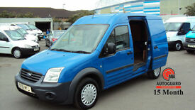 2011 FORD TRANSIT CONNECT1.8TDCi ( 90PS ) T230 BLUE DIESEL VAN