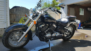 2000 Yamaha 650 VStar Classic