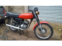 Suzuki GT50 50 Moped Scooter Geared PX Swap Anything Considered UK Delivery