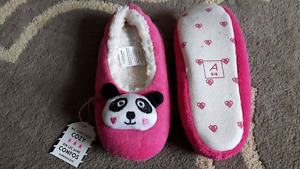 New with tags slippers