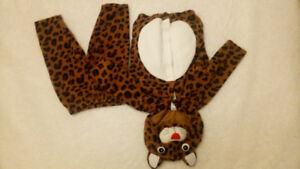 Halloween Jaguar costume