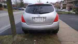 Nissan Murano AWD in great condition for $2400 OBO