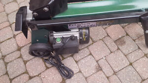 LOG SPLITTER BRAND NEW WITH 5 TONS CAN SPLIT BOTH ENDS Kawartha Lakes Peterborough Area image 3