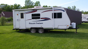 CIKIRA Classic Cruiser 21 foot 2009 Travel Trailer