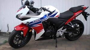 2014 Honda CBR500R ABS For Sale!