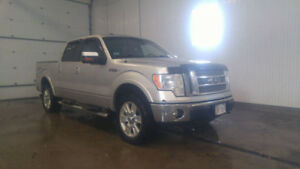 2010 Ford F-150 Lariat - Leather And Loaded