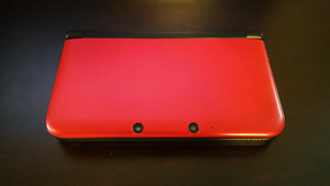 Modded 3DS XL play any game for free