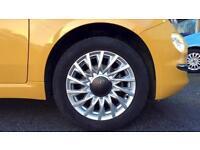 2015 Fiat 500 1.2 Lounge Manual Petrol Hatchback