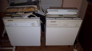 2~Built in dishwashers.