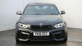 2016 BMW 2 Series 2016 16 BMW M2 3.0 365 BHP 2 Door Coupe New Model Petrol white