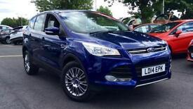 2014 Ford Kuga 2.0 TDCi Titanium 2WD Manual Diesel Estate