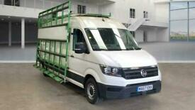2017 67 VOLKSWAGEN CRAFTER LWB HIGH ROOF - L3 H3 - 6 SPEED 140 BHP